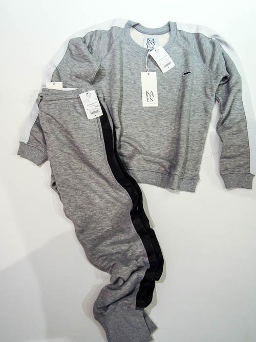 Jogginghose und Sweatshirt von Zoe Karssen