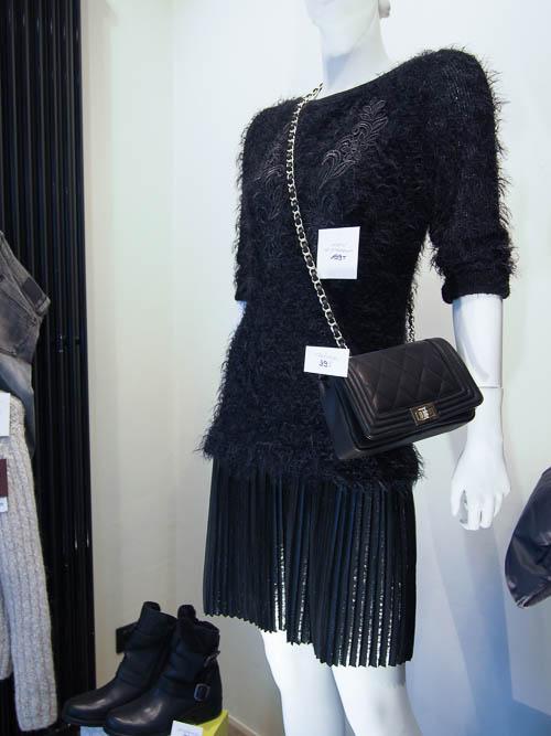 Winterkleid von Ana Alcazar