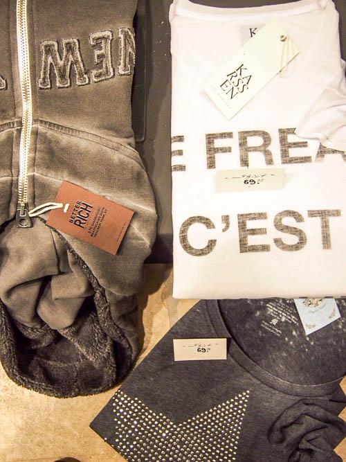 Long Shirt von Zoe Karssen, 69 €