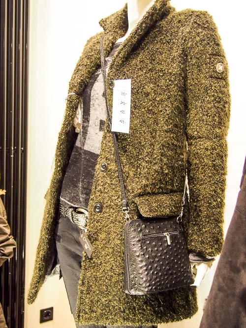 Mantel von Swiss Criss, 399 €