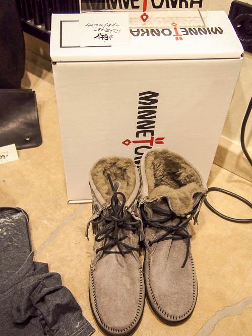 Schuhe von Minnetonka, 179 €