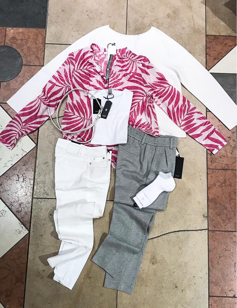 Frühjahr / Sommer Mode von Drykorn, BLOOM, 0039 Italy, Ilse Jacobssen u.v.m. bei Pearls in Gütersloh