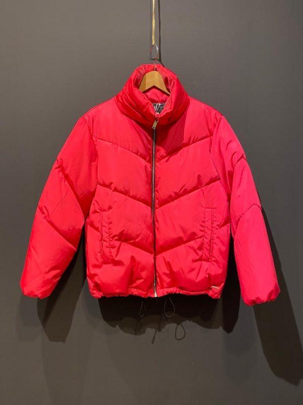 Rino Pelle Damenjacke - Pink