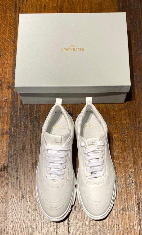 Copenhagen Sneaker Weiss