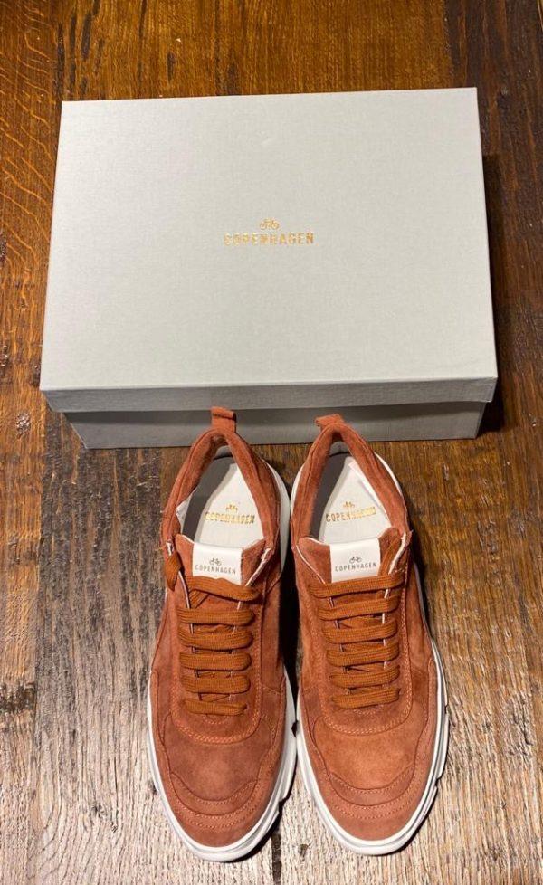 Copenhagen Sneaker Cognac