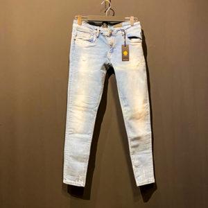 Elias Rumelis Jeans für Damen - Hellblau Super Skinny