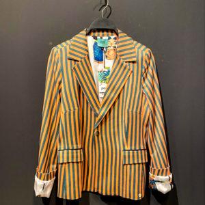 POM Amsterdam BLAZER - Stripes Lucky Charms