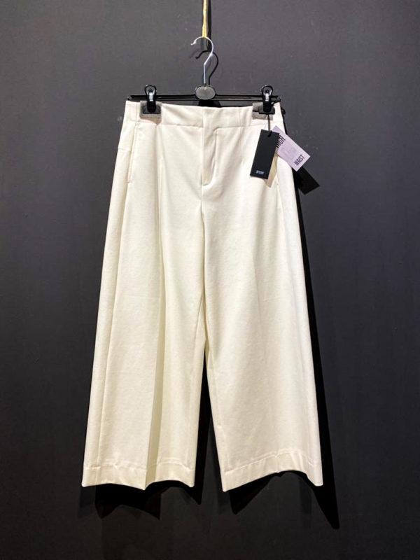Culotte Hose von Drykorn für Damen in weiß