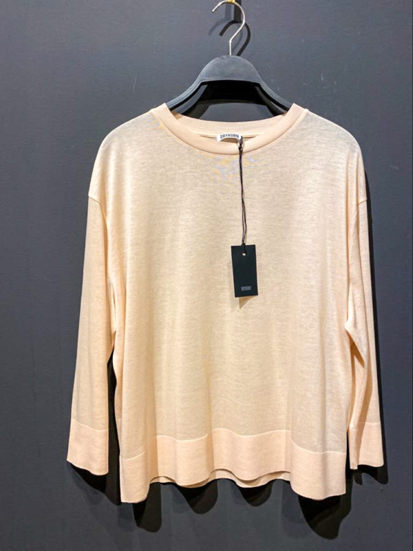 Drykorn Pullover Damen Frühjahr Apricot