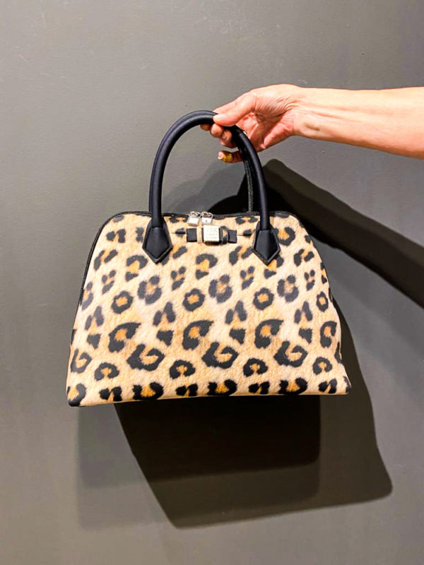 Save My Bag Tasche - Leoparden Muster