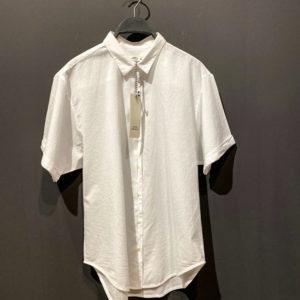 0039 Italy Bluse für Damen in weiss