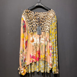 Frogbox Bluse in Boho Look