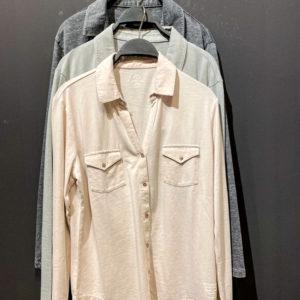 Better Rich Polo-Bluse für Damen