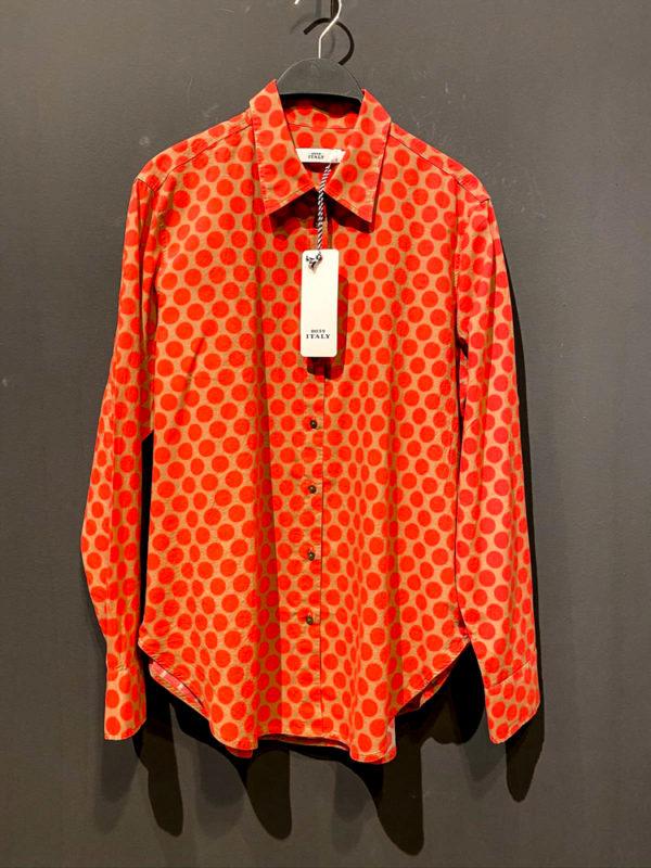 0039 Italy Bluse für Damen