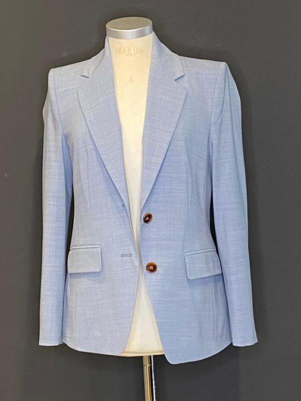 Drykorn Business Blazer mittel Bleu für Damen Frühjahr