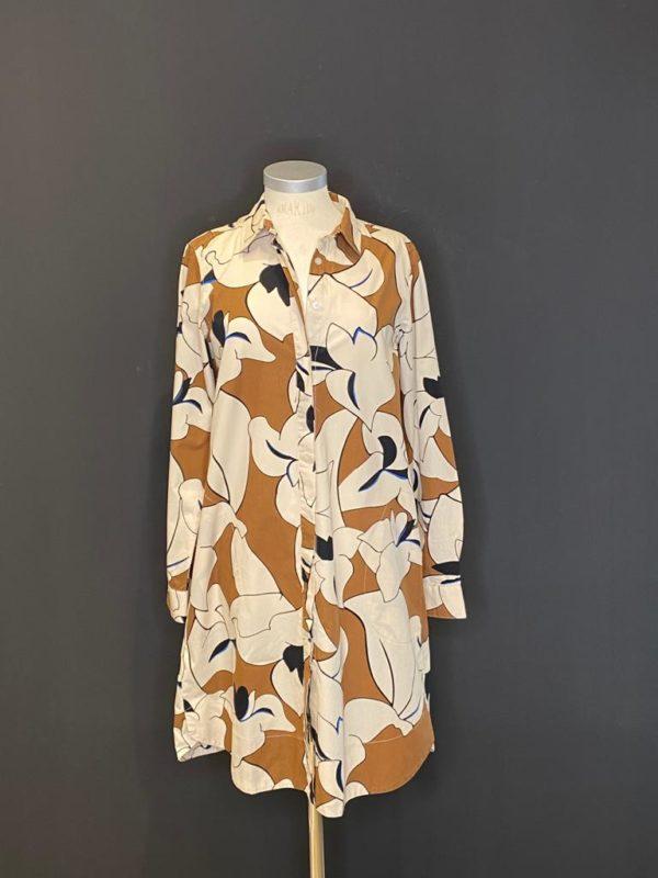 Hemd- Blusen-Kleid für Damen