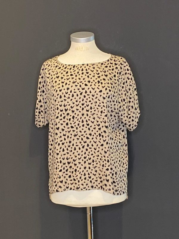 Drykorn Bluse Damen 1/2 Arm Modell Somia