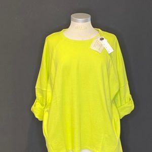 Love Joy Victory Long Shirt 100% Bio Cotton