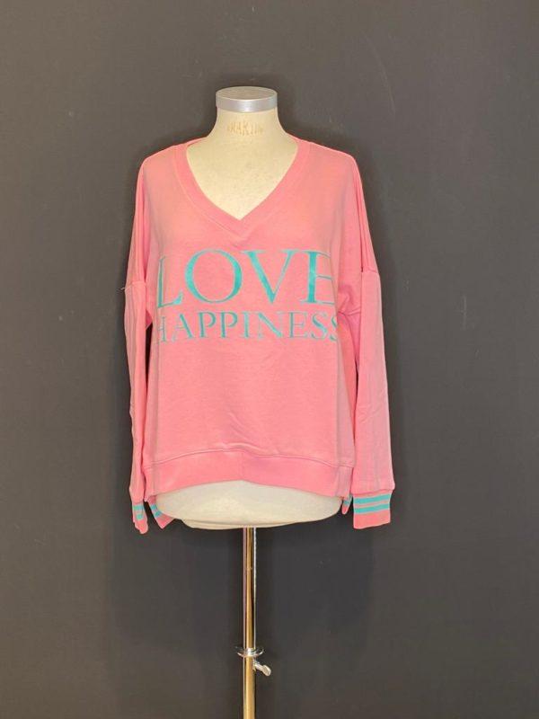 Miss Goodlife Oversize-Sweat 100% Cotton