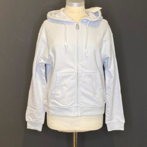 Better Rich Hoody Sweat Jacke für Damen Hell Bleu